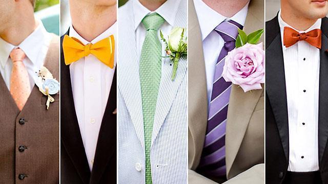 Kako pravilno vezati kravatu